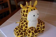 giraffe cake!!!!
