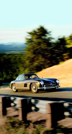 Mercedes Benz 300 SL.