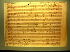 Mozart Sheet Music - Wolfgang Amadeus Mozart - Wikipedia, the free encyclopedia