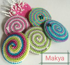 #crochet #brooch