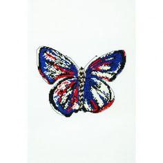 Butterflies Borboleta A - Borboleta Kate - Diagrama