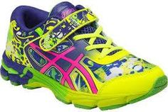 New arrival : ASICS Gel-Noosa T...  Check it out  http://closeoutkicks.com/products/asics-gel-noosa-tri-11-running-shoe-little-kid-safety-yellow-pink-glow-blue?utm_campaign=social_autopilot&utm_source=pin&utm_medium=pin