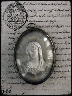 Mary. France. 1800s.