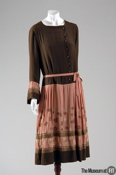 Afternoon Dress Paul Poiret, 1920 The Museum at FIT