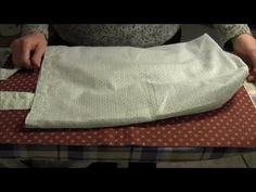 How to sew a Simple Tote Bag