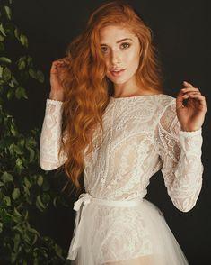 Pretty Redhead, Redhead Girl, Redhead Bride, Danielle Victoria, Color Rubio, Gorgeous Hair Color, Curly Wedding Hair, Trending Hairstyles, Bridal Hairstyles