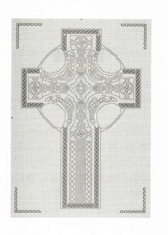Gallery.ru / Фото #4 - 316 - Yra3raza Celtic Cross Stitch, Celtic Patterns, Luck Of The Irish, Club, Blackwork, Needlework, Embroidery, Crafts, Crosses