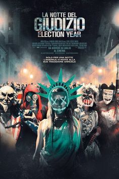 The Purge: Election Year 2016 full Movie HD Free Download DVDrip