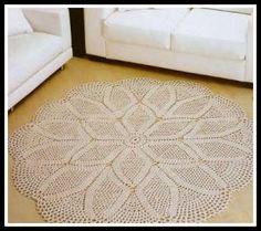 lots of beautiful crochet patterns Crochet Doily Rug, Crochet Potholders, Crochet Home, Thread Crochet, Love Crochet, Beautiful Crochet, Tapete Doily, Crochet Designs, Crochet Patterns