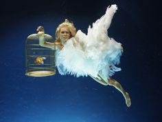 Underwater by Gattaldo , via Behance