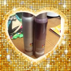 Best dry shampoo & conditioner! Yes, dry conditioner too!