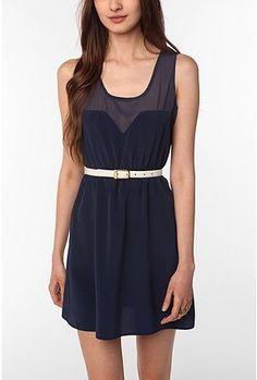 johann earl for urban renewal go lightly tank dress - #urbanoutfitters love this