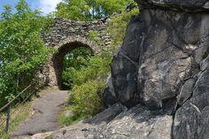 zricenina Czech Republic, Garden Bridge, Outdoor Structures, Travel, Ruins, Viajes, Destinations, Traveling, Trips