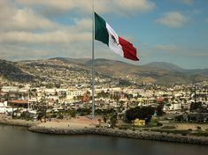 Ensenada, Mexico... Used to go every year when I was in high school.  We did missionary work in Tiajuana, stayed in Rosarito Beach, and played in Ensenada.  So much fun!