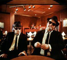 """""""Blues Brothers"""" (1980) - John Belushi - Dan Aykroyd"""