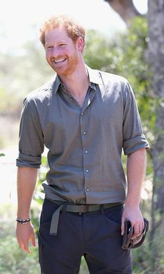 Prince Harry is 'looking forward' to royal tour of Nepal