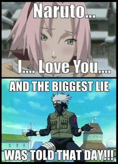 Sakura, just stop. #kakashi #naruto