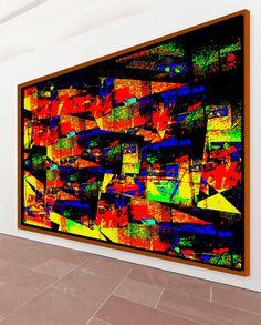 Lee Eggstein / abstrakte ,moderne Kunst der Malerei dramfolistisch / Kunstdrucke / Leinwanddrucke, Originale , Onlineshop