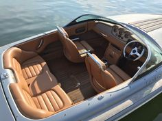 The All Inclusive Luxury Motor Yacht Charter Wooden Speed Boats, Wooden Boats, Chris Craft, Cool Boats, Used Boats, Yacht Design, Boat Design, Boat Motors For Sale, Boat Upholstery