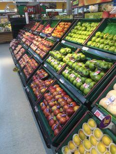 Tesco Lotus - Bang Yai - Thailand - Fresh - Produce - VM - Fixtures - Layout - Landscape - Retail Design - www.clearretailgroup.eu