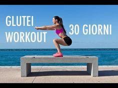 Esercizi Glutei: Glutei Alti e Sodi in 8 Minuti - Allenamento per Glutei Sexy - YouTube