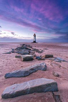 Talacre Lighthouse - Wales