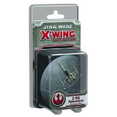 Star Wars X-Wing Z-95 Headhunter Expansion Pack With Expansion Packs for X-Wing you can bring exciting new strategic options to your fight for the fate of the galaxy! The Star Wars X-Wing Z-95 Headhunter Expansion Pack introduces one Z-95 Headhunte http://www.MightGet.com/march-2017-2/star-wars-x-wing-z-95-headhunter-expansion-pack.asp