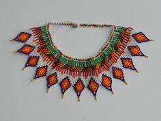 Collier de perles de colombien par GiustiByJanine sur Etsy