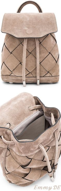 Emmy DE * RAG & BONE Micro Pilot Backpack