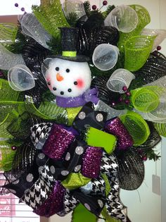 Wreath for your winter!