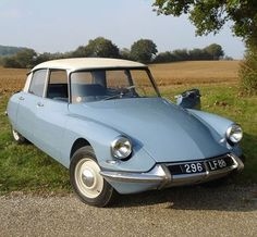 Late 50's/early 60's Citroen DS • stephane fan citroen ds  (@citroen_ds_stephane) on Instagram