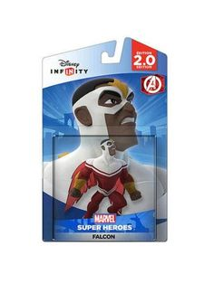Marvel Falcon Disney Infinity 2.0 Figurine (Available in a pack of 12)
