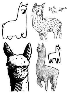 alpaca tattoo - Google Search