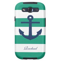 ==>>Big Save on          White Blue & Green Anchors Aweigh Samsung Galaxy S3 Case           White Blue & Green Anchors Aweigh Samsung Galaxy S3 Case This site is will advise you where to buyShopping          White Blue & Green Anchors Aweigh Samsung Galaxy S3 Case Review on the ...Cleck Hot Deals >>> http://www.zazzle.com/white_blue_green_anchors_aweigh_case-179273413435038455?rf=238627982471231924&zbar=1&tc=terrest