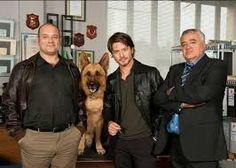 Rex German Tv Shows, German Shepherd Dogs, T Rex, Tattoo, Animals, Police Officer, Dog, Creative, Animales
