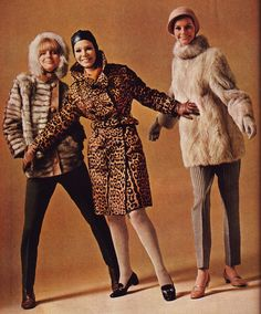 1966 faux fur