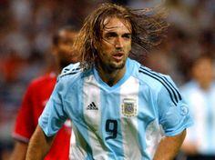 jugador argentina batistuta 1978 - Buscar con Google