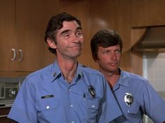 mike stoker emergency | Emergency! #Captain Stanley #Mike Stoker <--- I love these guys!
