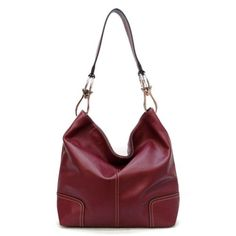 Tosca Classic Shoulder Handbag (Burgundy) Tosca http://www.amazon.com/dp/B008RAPZBY/ref=cm_sw_r_pi_dp_jlZcwb0E9MP2W