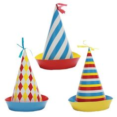 Party Partners Design Retro Big Top Circus Themed Hats, Blue/Red, 6 Count Party Partners Design http://smile.amazon.com/dp/B00D1I644O/ref=cm_sw_r_pi_dp_aB2Dvb0ZCVME2