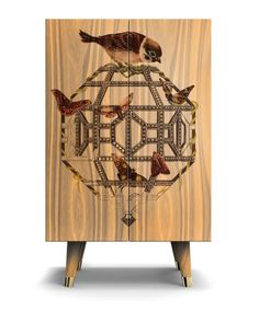 ornithological_sketch_cabinet - Mineheart