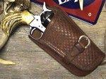 Western Holster Gun Belt Hanger | Western Leather Holsters » Kids Holster