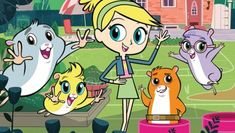 Nelvana locks in more airtime for Esme & Roy Feeling Scared, Disney Junior, Animation Series, North Africa, New Series, Southeast Asia, Locks, Archive, Entertainment
