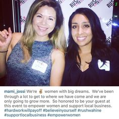 Surround yourself with those who get your #hustle.  #  #repost from this beauty @mami_jossi thank  you for joining us. We love connecting with powerful wahine. Please come back soon!  #  #oahu women entrepreneurs join us! Next event takes place next Friday February 19th 830-10a at @seedhawaii featuring @kellymotivates as she walks us through - How #clarity #commitment & #confidence can take us to the next level!  #  Limited Seating    Register Today @ http://ift.tt/1L46WBo  Members please…