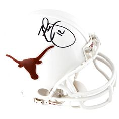Earl Thomas Texas Longhorns Fanatics Authentic Autographed Riddell Mini Helmet - $79.99