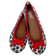 Dotty about these! #balletflats #fashion #shoes