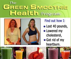 Tips on making Green Smoothies plus a couple of recipes! Use phase appropriate fruits and veggies or use for maintenance!