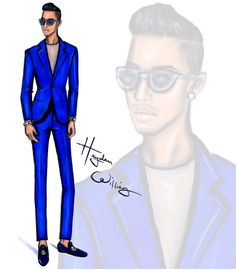 #LCM sketches - Lewis Hamilton by Hayden Williams