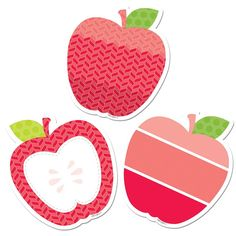 - Apples Cut Outs Painted Palette in Accents September Bulletin Boards, Palette, Gross Motor Skills, Activity Centers, Paint Chips, Teaching Materials, Red Apple, Classroom Organization, Paint Brushes