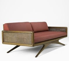 Mid-Century Modern Freak - I like the shape and how the legs are centred and move outwards.